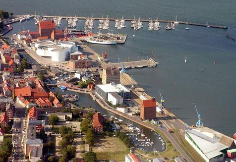 "Symposium ""Maritime rail freight transport"" in Stralsund, Germany, 13.09.2018"