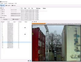 ASE GmbH - OCR-Gates Numbercheck Videotor